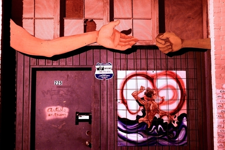 cold nights alleys - santispunk | ello