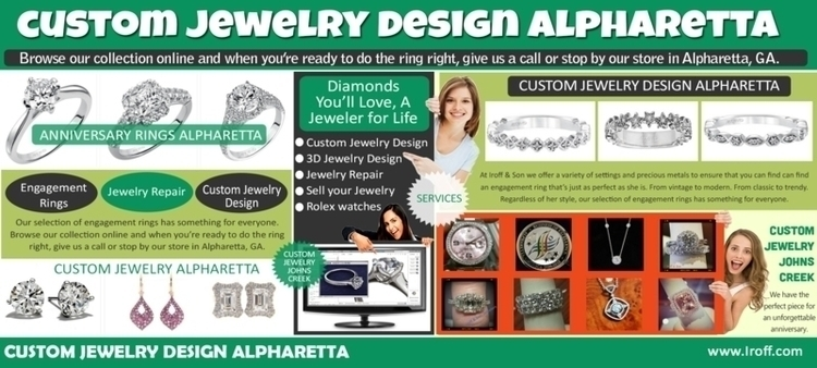 anniversary bands johns creek n - customjewelryalpharetta | ello