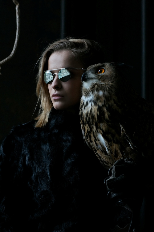 zuzol | SlavNowosad.com - owl - slavnowosad | ello
