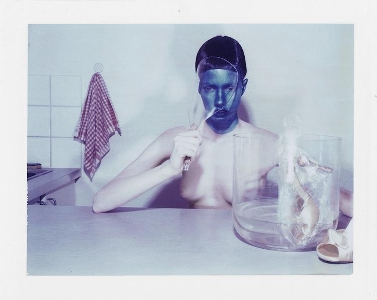 Polaroids friend contributor Je - spoonmagazine | ello