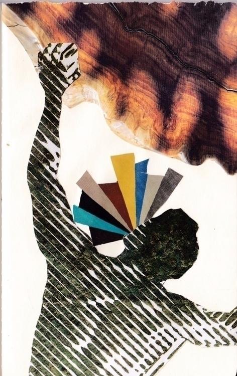 Moleskine Collage 2 - art, collage - alexanderbauer | ello