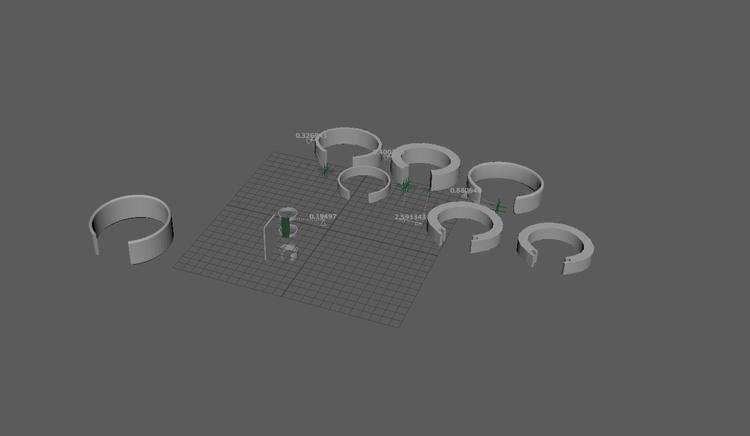 models practice built Maya, fin - skbonner   ello
