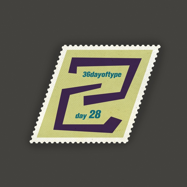 2 cc - 36days_2, 36daysoftype04 - jonashoffmann | ello