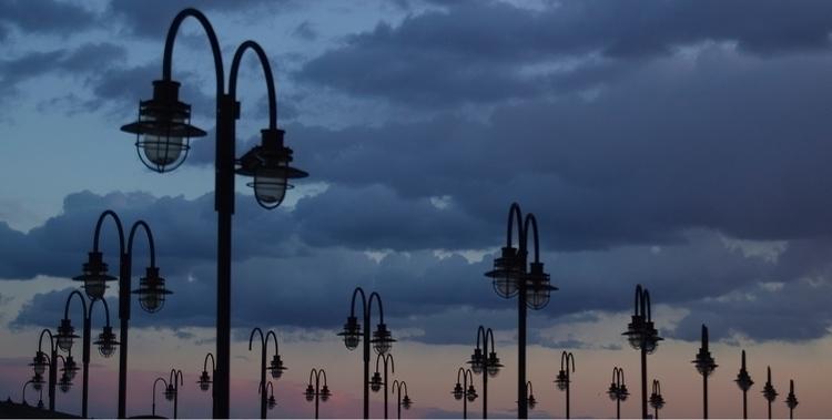lights Jersey City. NYC - rohsmith | ello