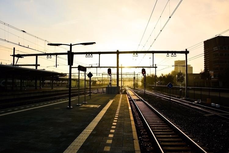 Sunrise train station - 1 Zwoll - mqshots | ello
