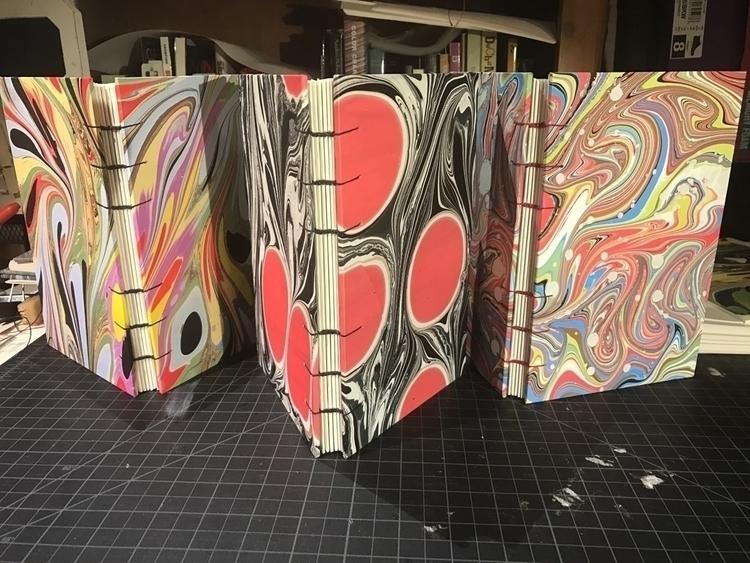 finished week! making paper wee - jcmarbling | ello