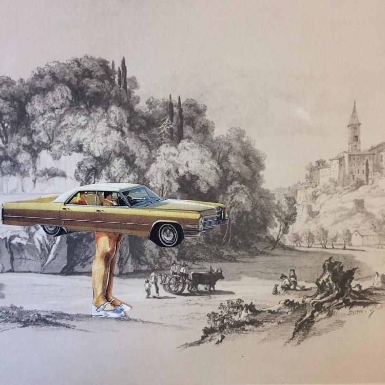 empire series. Ruins 04 - cars, vintagecars - danielletcole | ello
