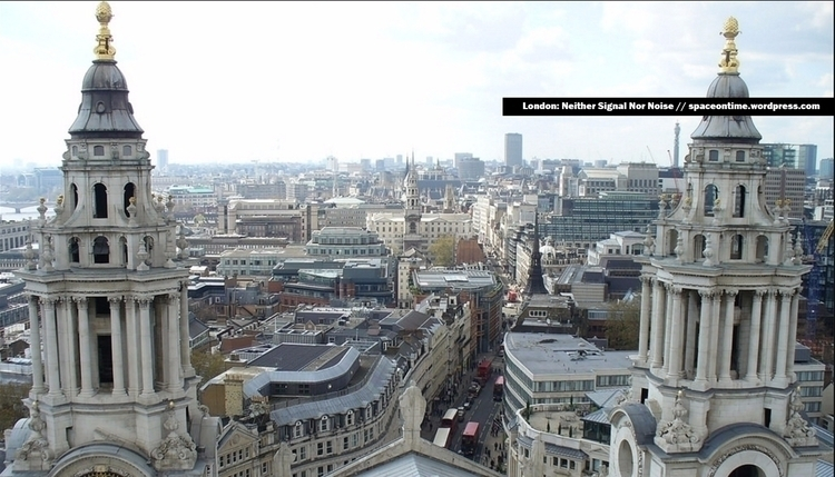 LONDON // space time blog - architecture - ekrstv | ello