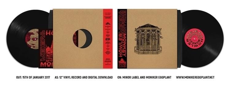 Meier LP 'Howler Monkey' bandca - monikereggplant | ello