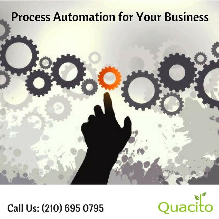 Process automation Quacito buil - quacitollc | ello