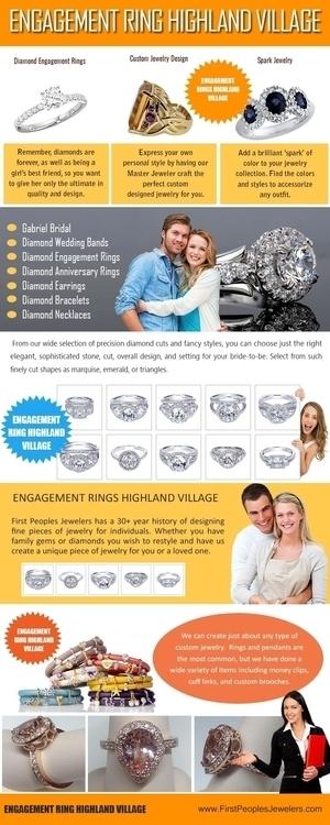 Engagement ring highland villag - ringshighlandvillage | ello