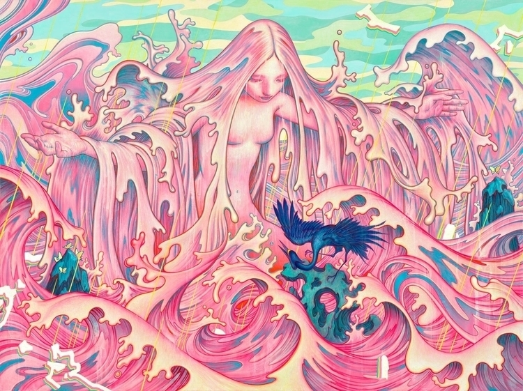James Jean renowned Taiwanese-A - scene360 | ello