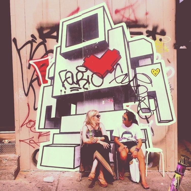 Robot Love (Toronto 2016 - dainahodgson   ello