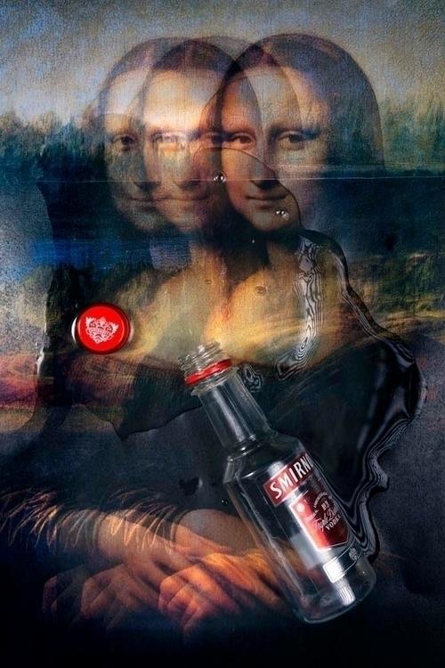 Intoxicated - monalisa, drunk, vodka - zeren | ello