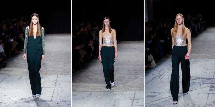 Veronique Branquinho  - models, fashionshow - fashionsnap | ello
