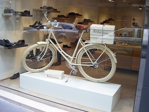 es una bici tan bonita la ponen - avantumbikes   ello