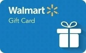 $1000 Walmart Gift Card Holiday - saun1979 | ello