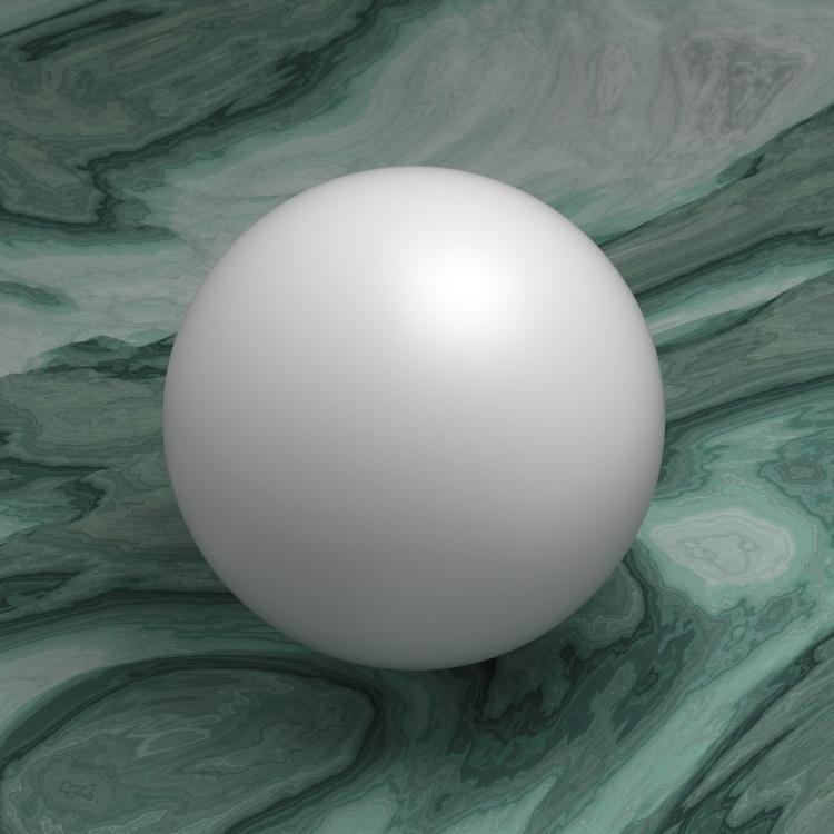 Sphere 36 - Jade - merlin_aledo | ello
