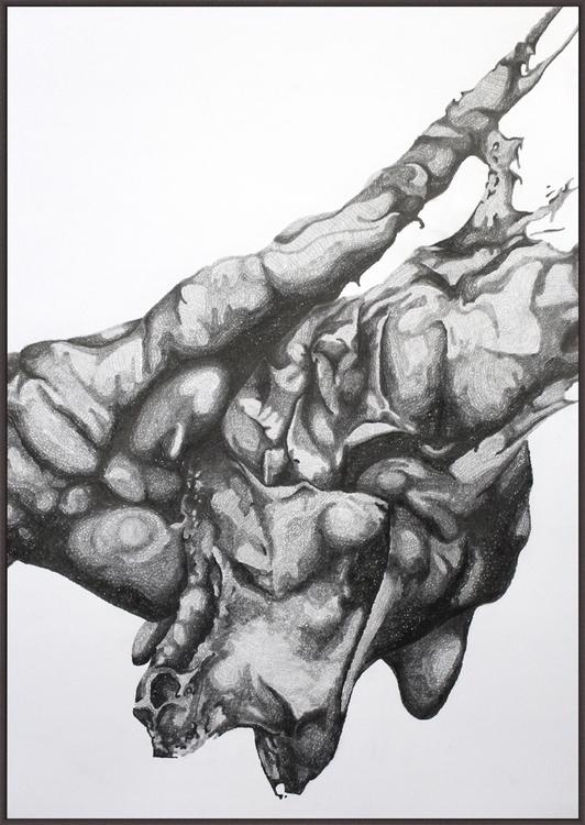 DR_01 drawing 70cm x100cm 2017 - tsaworks | ello