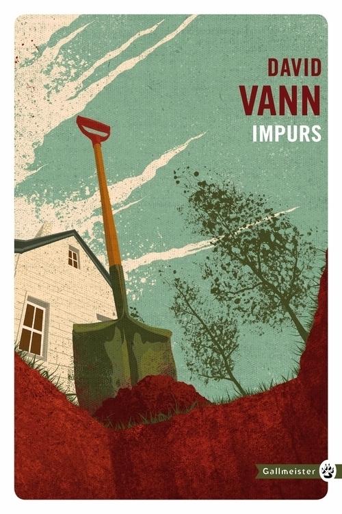 Book cover art Dirt, David Vann - 0lly | ello