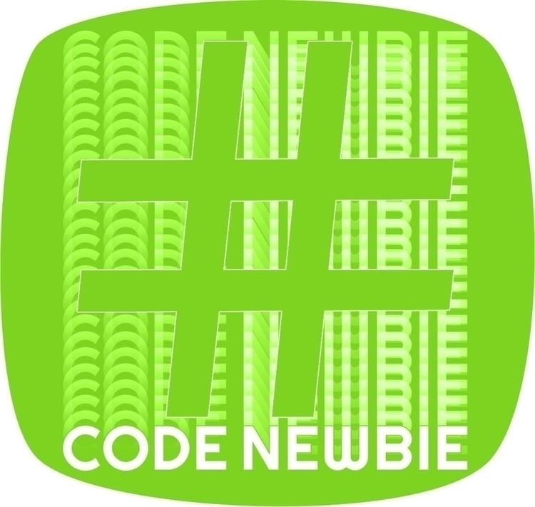Code Newbie podcast logo design - lupdre | ello