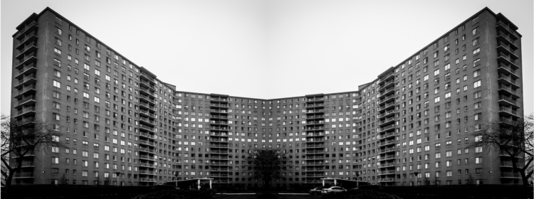 Modernist dream Winston towers  - junwin | ello