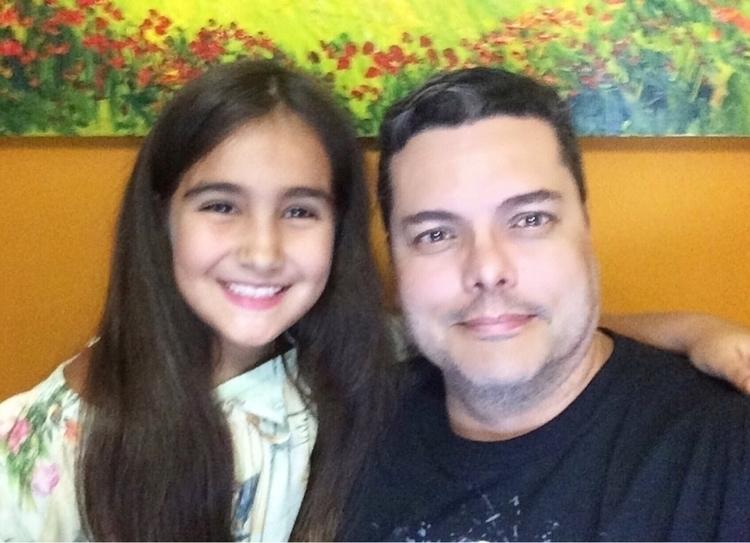 Com atriz Letícia Pontes.  - ator - alexanderzimmer | ello