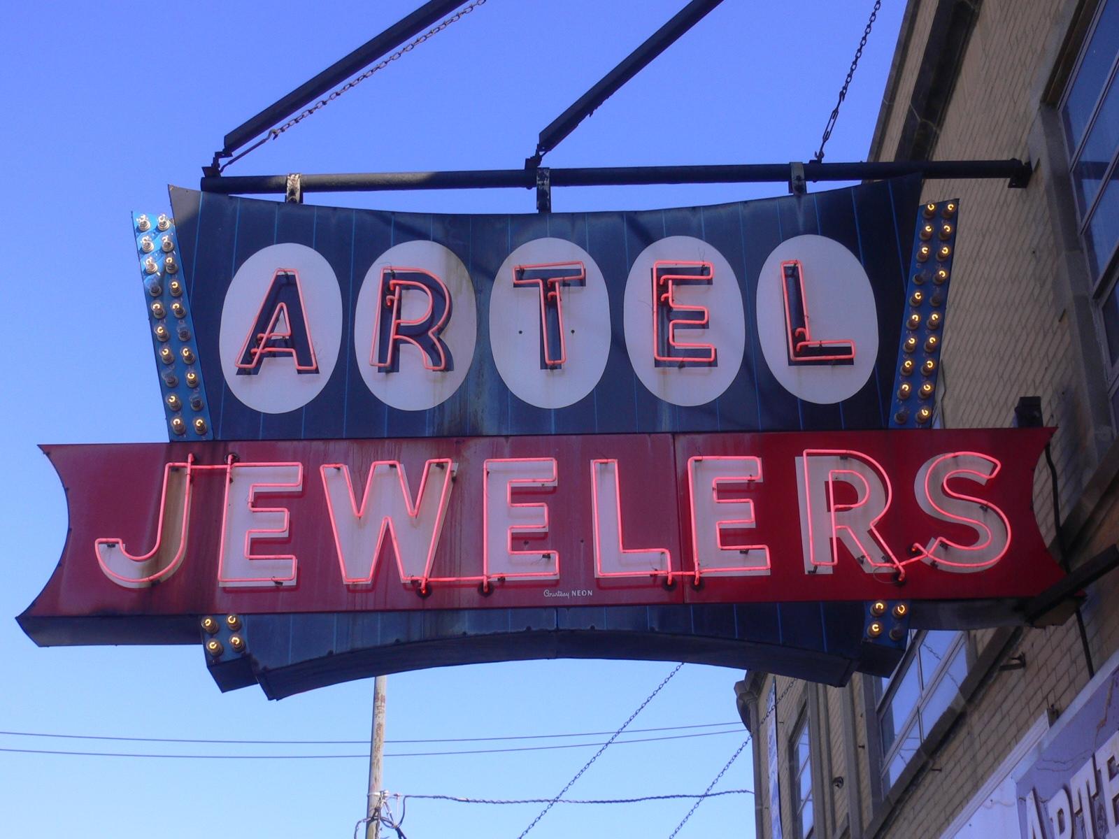 Artel Jewelers; Belmont Central - marksusina   ello