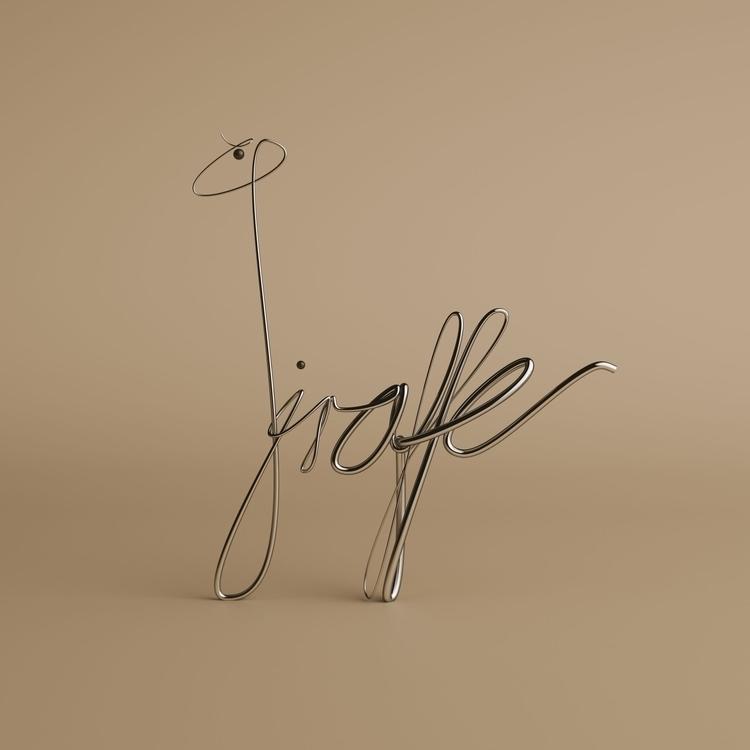 GIRAFFE inspired work Saul Stei - ateliermartini | ello