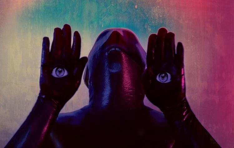 """Scream"" — Photographer/Model:  - darkbeautymag | ello"