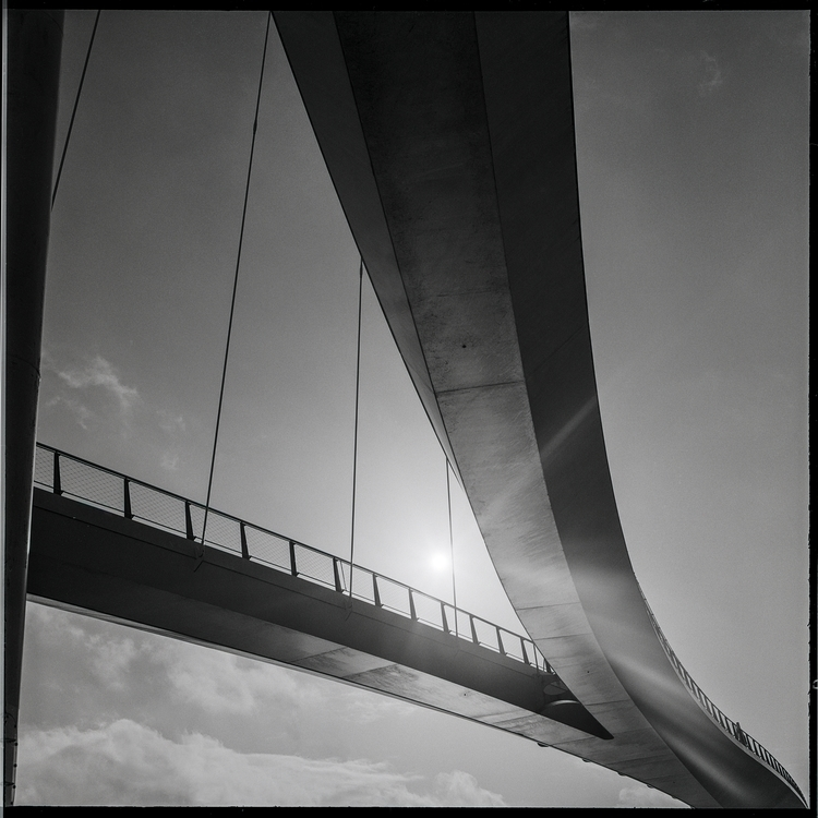 Nescio Bridge Amsterdam. Shot R - breeblebox | ello