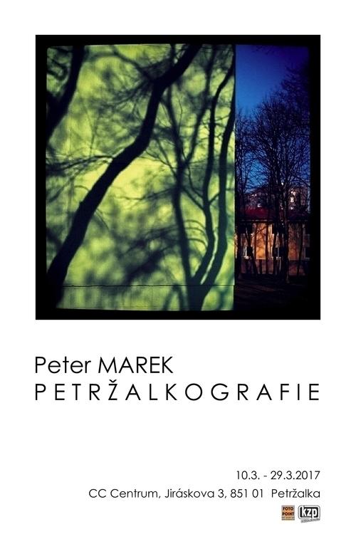 Peter MAREK - Ž Vernisáž výstav - petermarek | ello