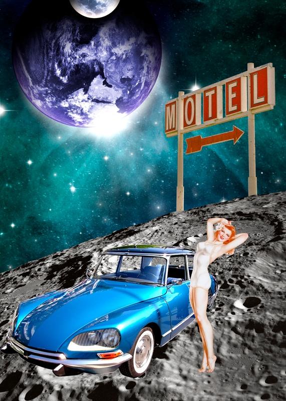 open heart road... Motel (Colla - gloriasanchez | ello