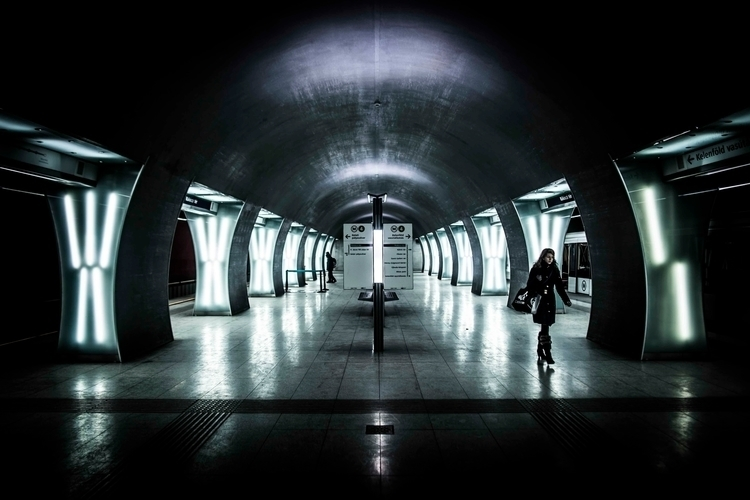 Budapest Subway full project - photography - hermesphotography | ello
