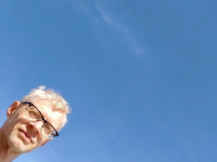 ***BIG BLUE SKY DAY*** Life swe - johnhopper | ello