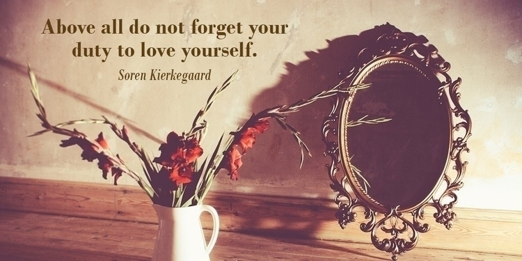 forget duty love —Soren Kierkeg - paulgoade   ello