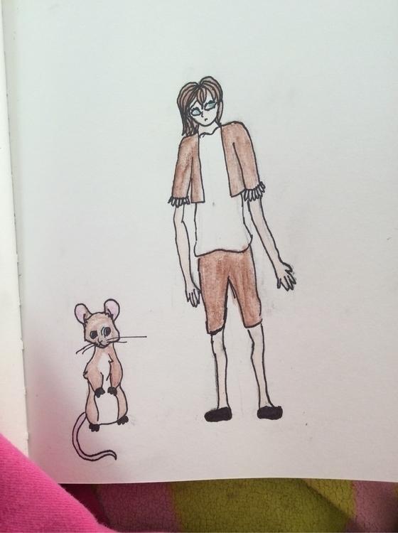 En Kitty, turn mouse. dislikes  - princesswho   ello