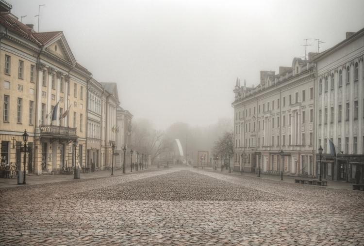 Tartu Town Square - town square - neilhoward | ello