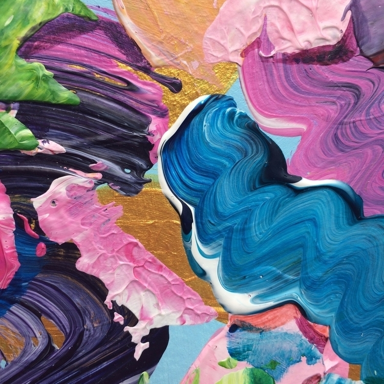 Detail - texture, art, abstract - dhuston | ello