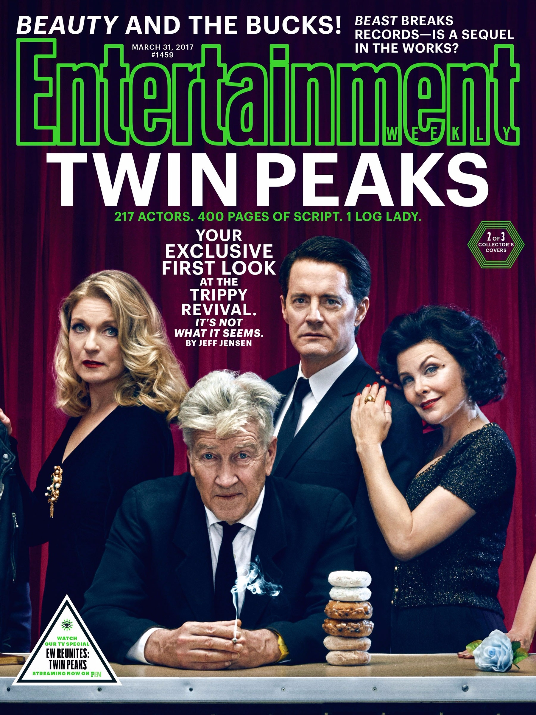 Twin Peaks cast, clues! Agent C - bonniegrrl | ello