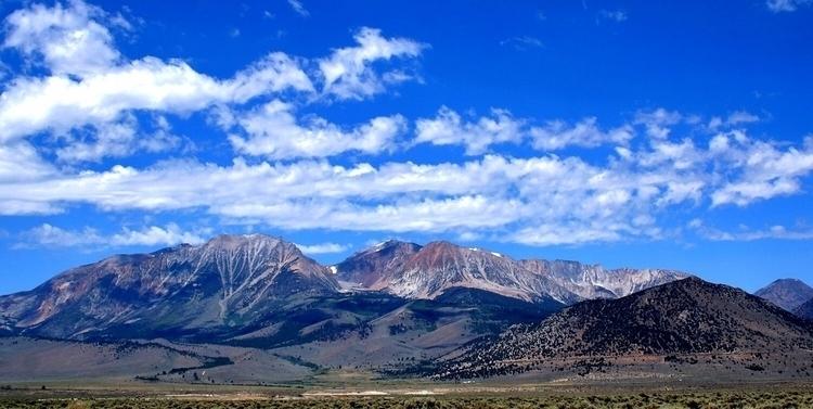 Mountains. California? Summer 2 - vuja-dav | ello