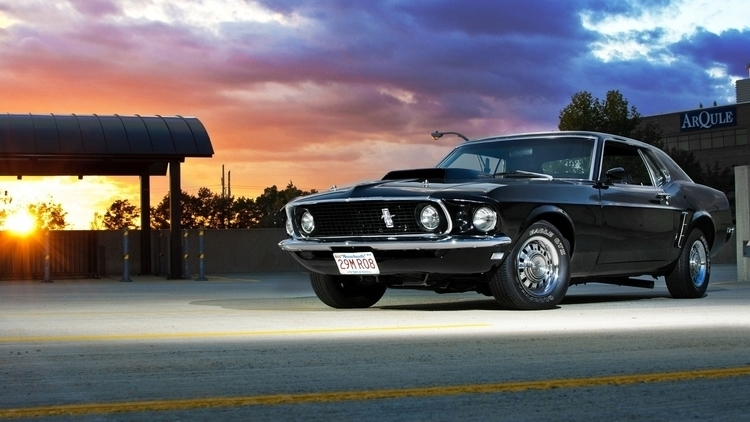 Photos Ford Mustang HD Backgrou - wallpaperxyz | ello