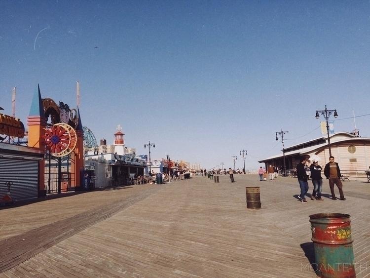 Coney Island. iPhone VSCO - photography - burgerpalace | ello