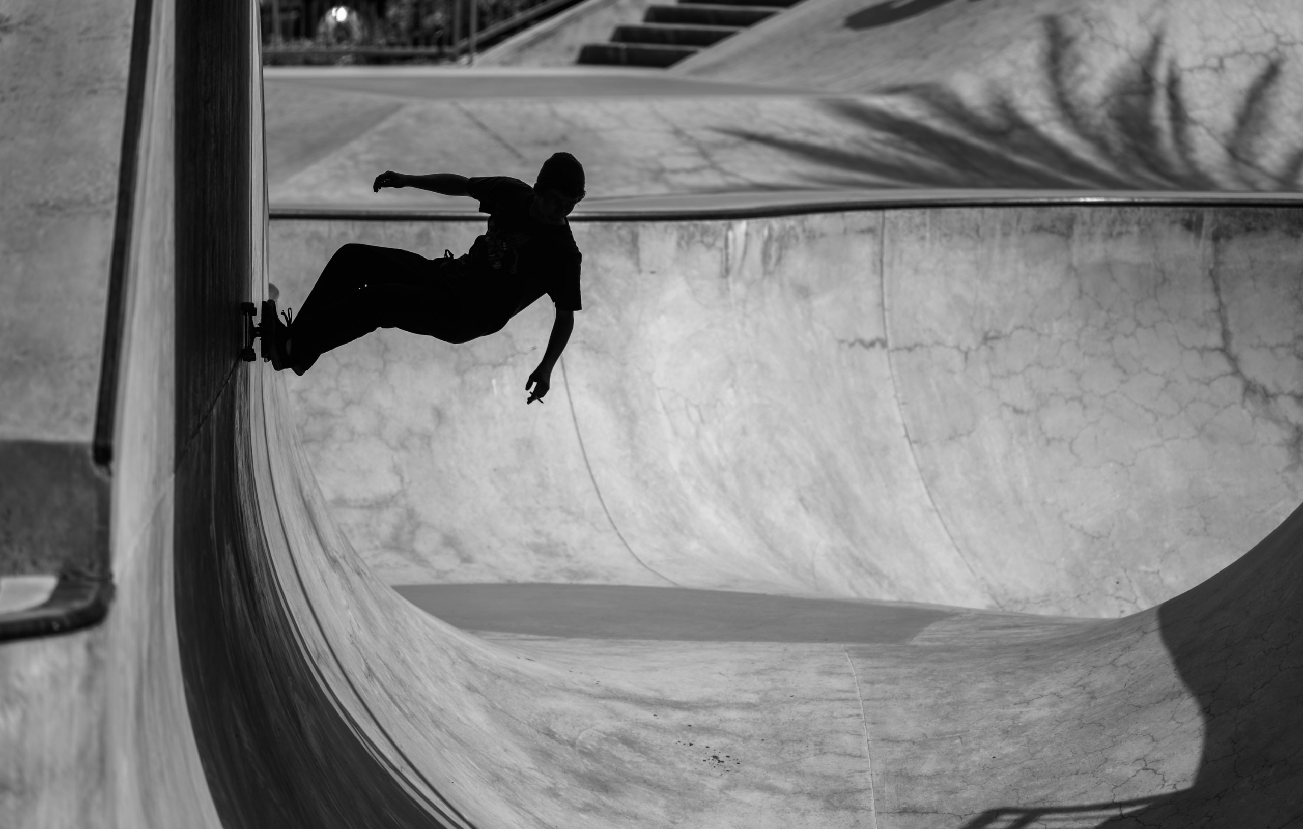 skate park days - blackandwhite - ben-staley | ello