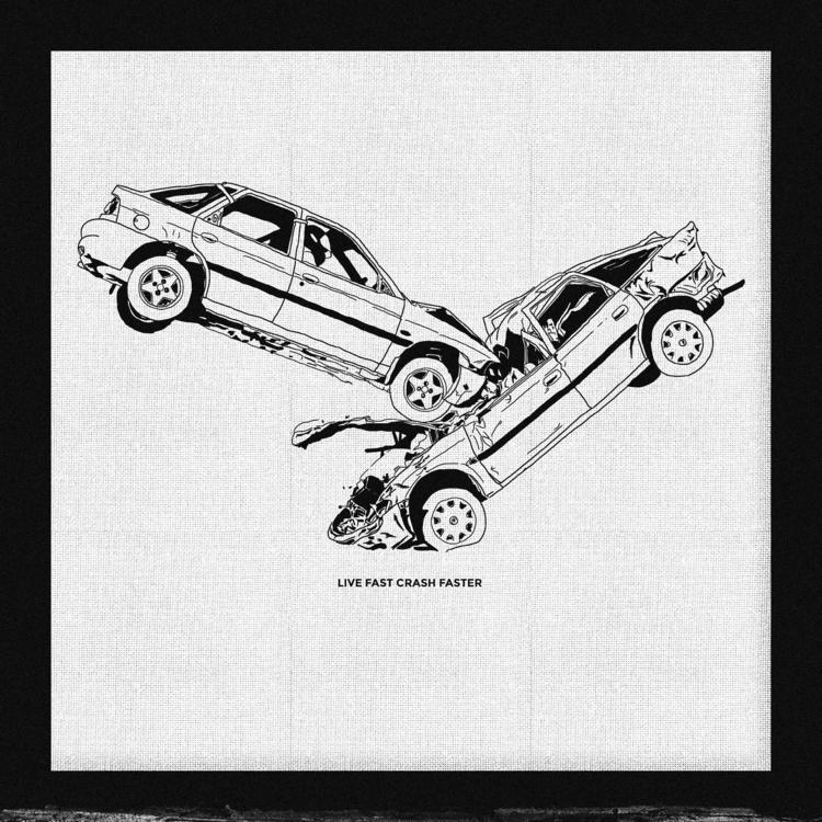 live fast, crash faster - astrowave | ello