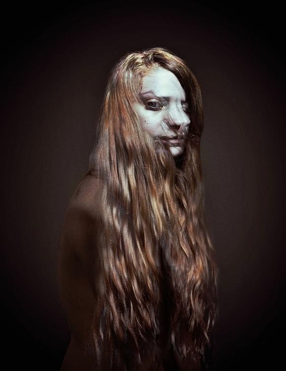 """Double"" — Photographer/Concept - darkbeautymag | ello"