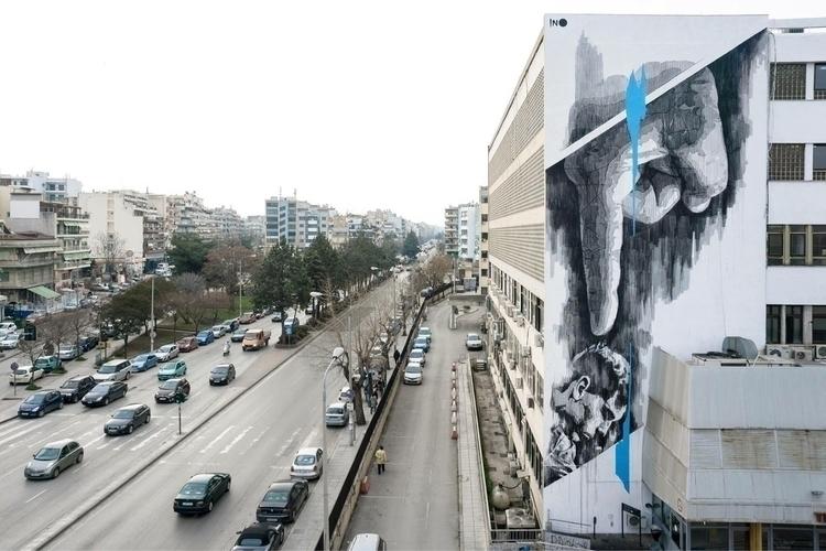 'Stay Artist: INO Location: The - streetartunitedstates | ello