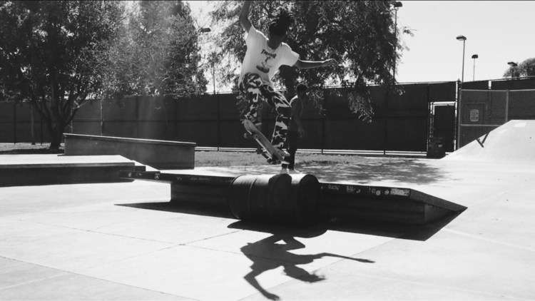 bit air - skate, photography, skateboard - artbyty | ello