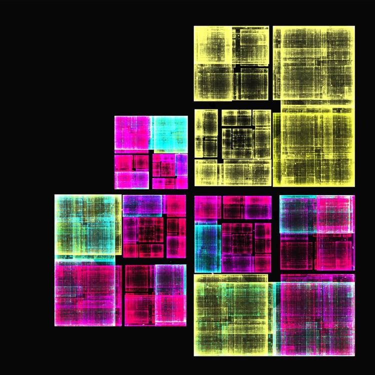 cubes - fractal, abstract - alexmclaren | ello