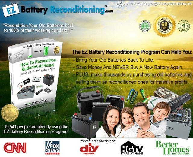 19,000 People EZ Battery Recond - beststuff | ello